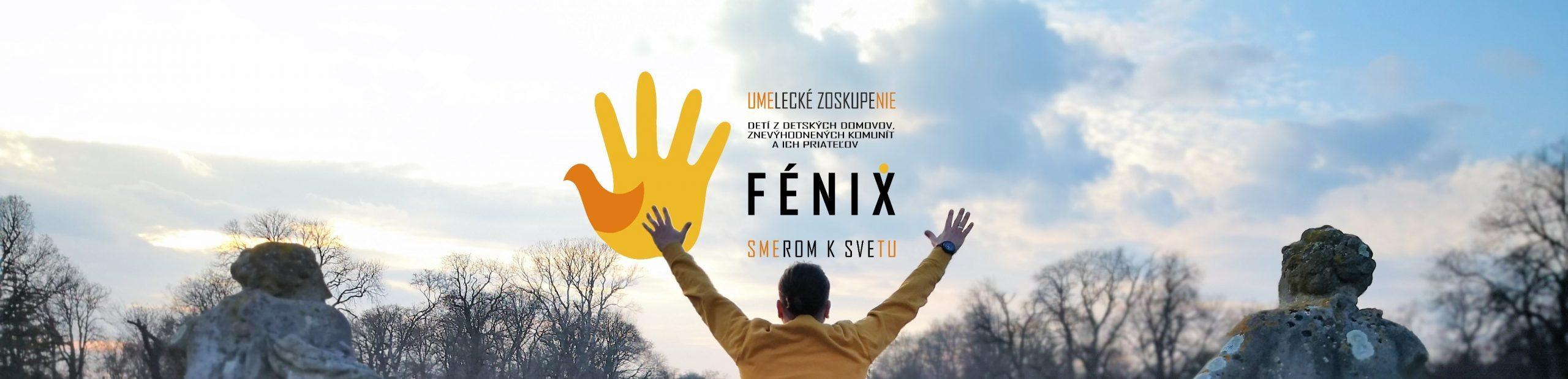 Umelecké zoskupenie detí z detských domovov, znevýhodnených komunít a ich priateľov FÉNIX